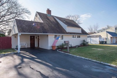 572 Sand Hill Rd, Wantagh, NY 11793 - MLS#: 3190917