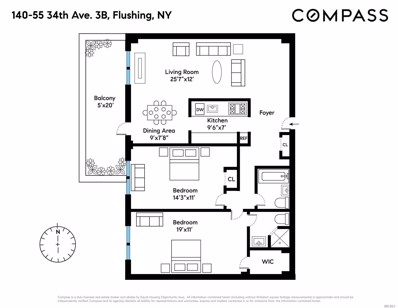 140-55 34th Ave, Flushing, NY 11354 - MLS#: 3191081