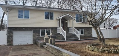 371 Waldo St, Copiague, NY 11726 - MLS#: 3191245