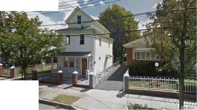 163-62 Mathias Ave, Jamaica, NY 11433 - MLS#: 3191446