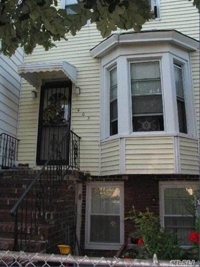 405 Greenwood Ave, Brooklyn, NY 11218 - MLS#: 3191552