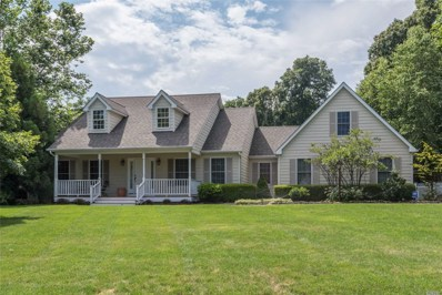 71 N Woods Dr, Wading River, NY 11792 - MLS#: 3191625