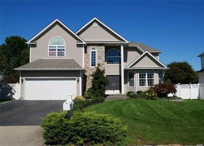 36 Peachtree Ct, Holtsville, NY 11742 - MLS#: 3191924