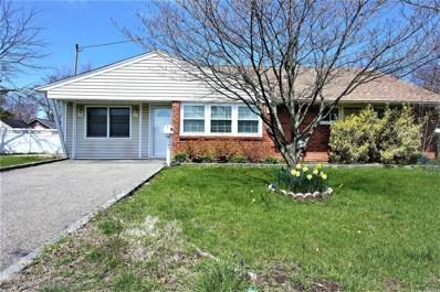 160 6th St, Hicksville, NY 11801 - MLS#: 3192735