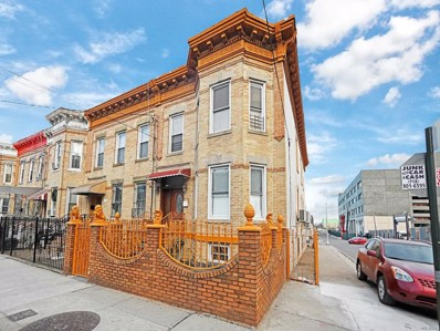 221 Logan St, Cypress Hills, NY 11208 - MLS#: 3192811