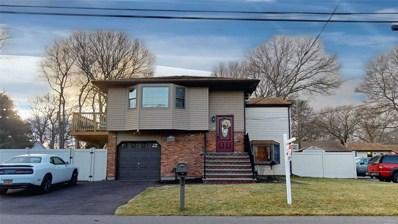 1334 Hummel Ave, Holbrook, NY 11741 - MLS#: 3192846