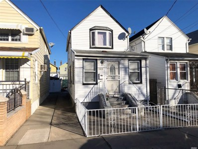 116-19 126th St, S. Ozone Park, NY 11420 - MLS#: 3192927