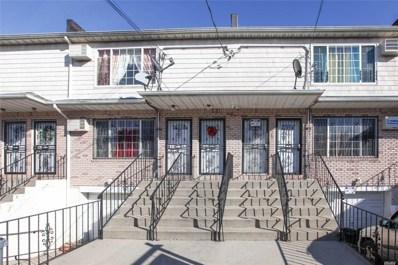385 Logan St, Brooklyn, NY 11208 - MLS#: 3193733