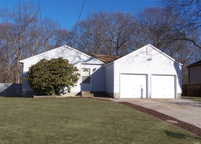 35 Golden Gate Dr, Shirley, NY 11967 - MLS#: 3193788