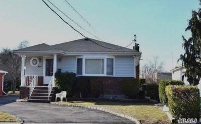 826 Taft St, N. Bellmore, NY 11710 - MLS#: 3194032