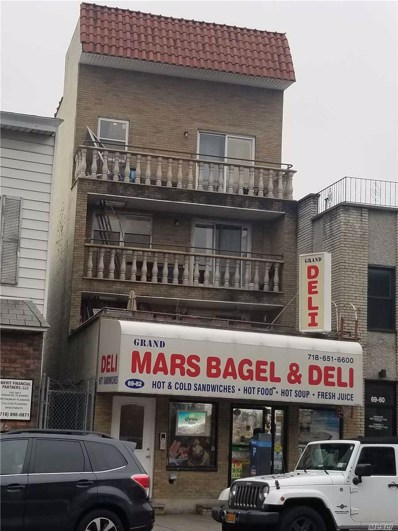 69-62 Grand Ave, Maspeth, NY 11378 - MLS#: 3194515