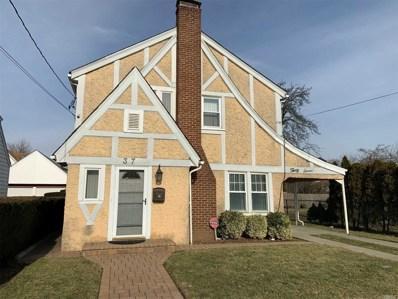 37 Homan Blvd, Hempstead, NY 11550 - MLS#: 3194745