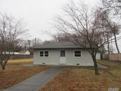 4 Auborn Ave, Shirley, NY 11967 - MLS#: 3195124