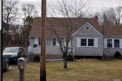 60 Frederick Ave, Bay Shore, NY 11706 - MLS#: 3195998
