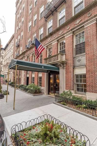 4 E 95th St UNIT 2B, Manhattan, NY 10128 - MLS#: 3196097