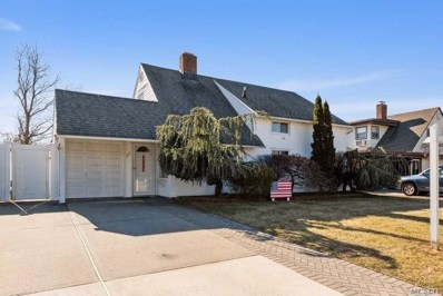 347 Twin Ln, Wantagh, NY 11793 - MLS#: 3196759