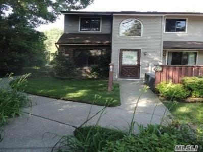 782 Hilltop Ct, Coram, NY 11727 - MLS#: 3196902