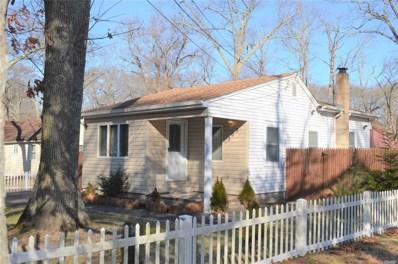 103 Swezey Ln, Middle Island, NY 11953 - MLS#: 3196964
