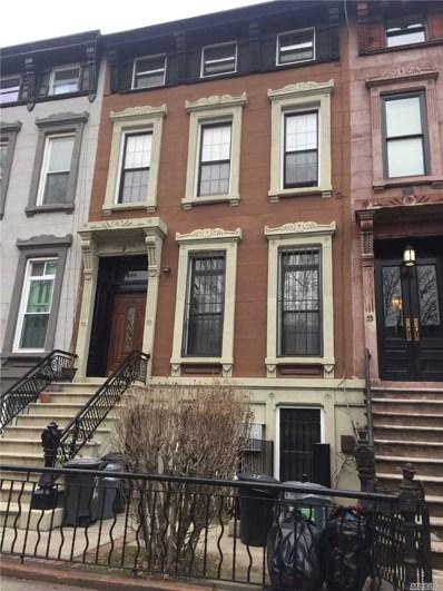 593 Madison Street, Stuyvesant Hts, NY 11221 - MLS#: 3197722