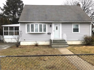 2123 5th St, East Meadow, NY 11554 - MLS#: 3198133