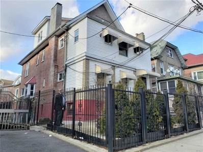 1963 Andrews Ave, Bronx, NY 10453 - MLS#: 3198481