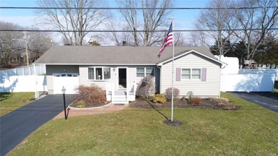 2 Marion Dr, Moriches, NY 11955 - MLS#: 3198539