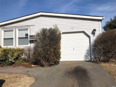 112 W Village Cir, Manorville, NY 11949 - MLS#: 3198587