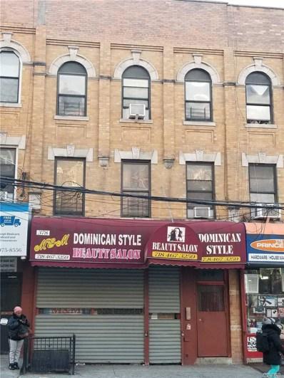378 Ralph Ave, Brooklyn, NY 11233 - MLS#: 3198669