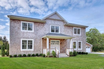 16 Old Meeting Hous Rd, Quogue, NY 11959 - MLS#: 3199288