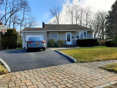 33 Lion Ln, N. Babylon, NY 11703 - MLS#: 3199382