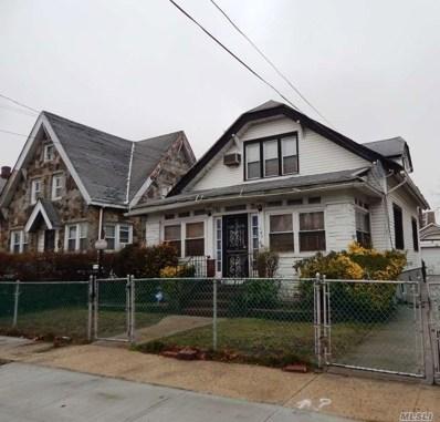 187-06 Williamson Ave, Springfield Gdns, NY 11413 - MLS#: 3199673
