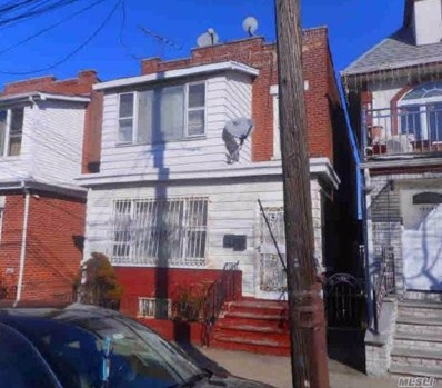 103-37 107th St, Ozone Park, NY 11417 - MLS#: 3199851