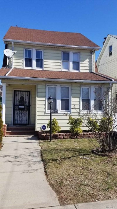 109-23 205th Pl, St. Albans, NY 11412 - MLS#: 3200017
