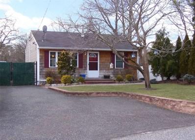 70 Wauwepex Trl, Ridge, NY 11961 - MLS#: 3200190