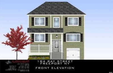 184 Ray St, Freeport, NY 11520 - MLS#: 3200299