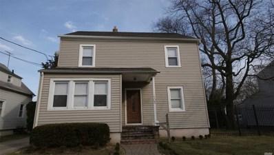 105 Poplar St, W. Hempstead, NY 11552 - MLS#: 3200374