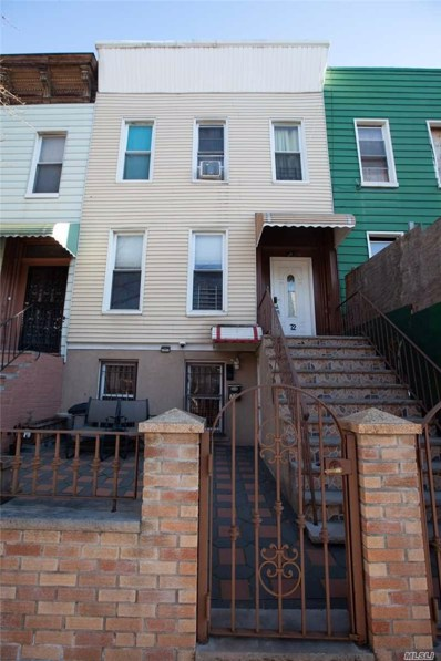 72 Cooper St, Brooklyn, NY 11207 - MLS#: 3200526