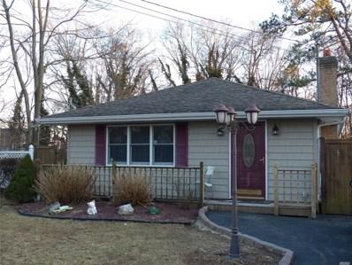 68 Neptune Ave, Mastic, NY 11950 - MLS#: 3200543