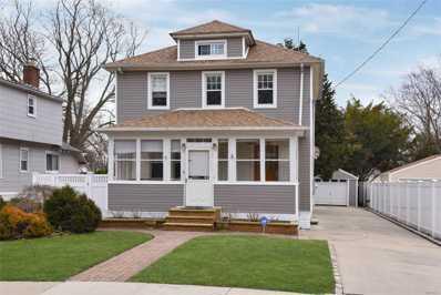 566 Harvard Ave, N. Baldwin, NY 11510 - MLS#: 3200546