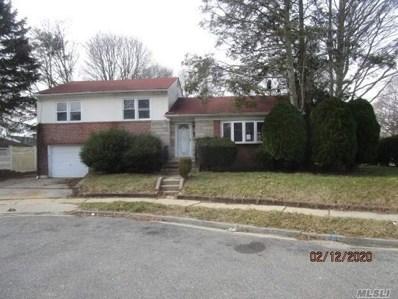 882 Janos Ln, W. Hempstead, NY 11552 - MLS#: 3200849