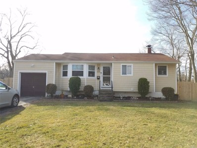2818 Watch Hill Ave, Medford, NY 11763 - MLS#: 3200962