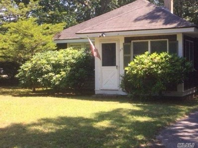 35 Franklin Ave, Westhampton Bch, NY 11978 - MLS#: 3201350