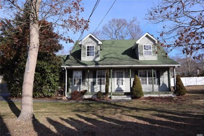 36 A Miller Ave, East Moriches, NY 11940 - MLS#: 3201442