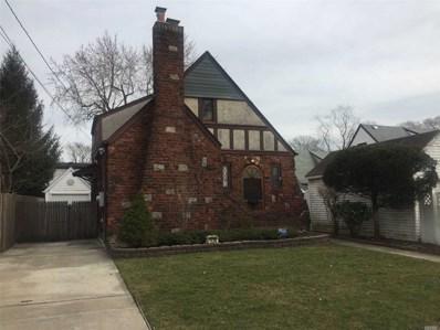 1599 Hawthorne St, N. Baldwin, NY 11510 - MLS#: 3201577