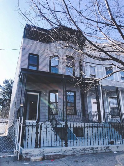 50 Norwood Ave, Brooklyn, NY 11208 - MLS#: 3201647