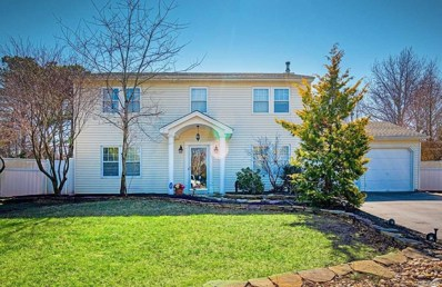 35 Apple Blossom Ln, E. Patchogue, NY 11772 - MLS#: 3202225