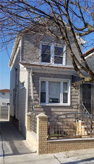 133-12 135th Pl, S. Ozone Park, NY 11420 - MLS#: 3202461