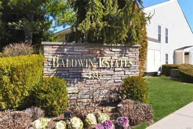2355 Pershing Blvd UNIT 501, Baldwin, NY 11510 - MLS#: 3202736
