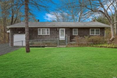 50 Old Saddle Rd, Ridge, NY 11961 - MLS#: 3203002