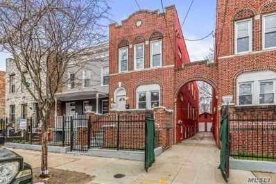 469 Atkins Ave, Brooklyn, NY 11208 - MLS#: 3203304
